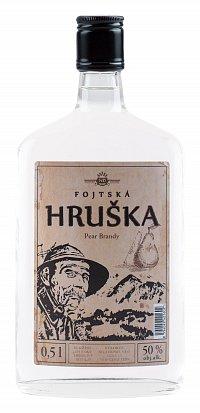 Fotografie produktu: FOJTSKÁ HRUŠKA 0,5 L