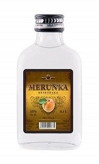 Fotografie produktu: BESKYDSKÁ MERUŇKA 0,1 L